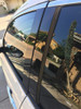 Acura RDX 2013-2017 Glossy Black Pillar Posts Trim 6PCS