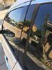 Buick Rendezvous 2002-2007 Glossy Black Pillar Posts Trim 6PCS