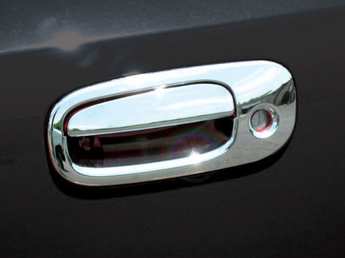 Chrome ABS plastic Door Handle Covers for Dodge Charger 2006-2010