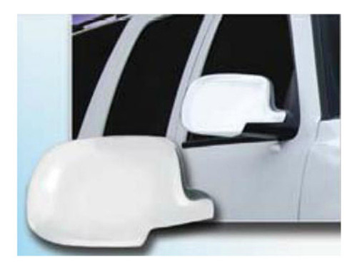 Chrome ABS plastic Mirror Covers for Cadillac Escalade 2002-2006