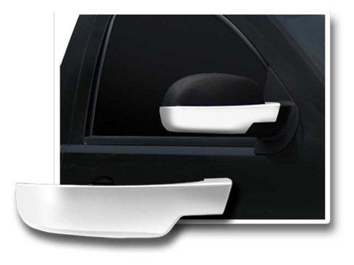 Chrome ABS plastic Mirror Covers for Chevrolet Avalanche 2007-2013