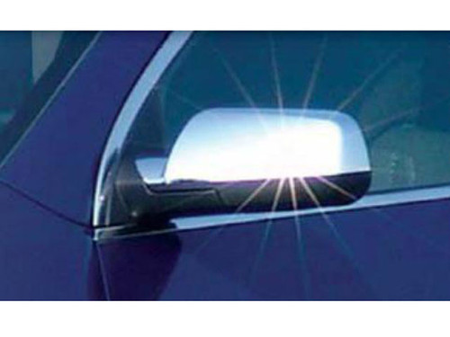 Chrome ABS plastic Mirror Covers for Chevrolet Equinox 2010-2017