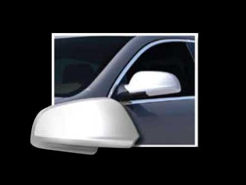 Chrome ABS plastic Mirror Covers for Chevrolet Malibu 2008-2012