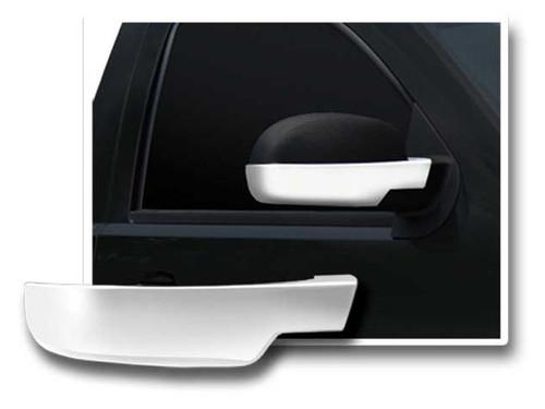Chrome ABS plastic Mirror Covers for Chevrolet Silverado 2007-2013