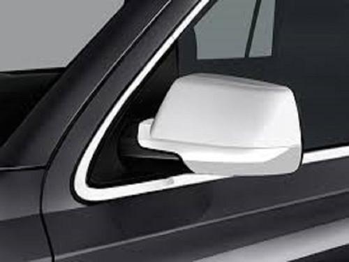 Chrome ABS plastic Mirror Covers for GMC Yukon 2015-2020