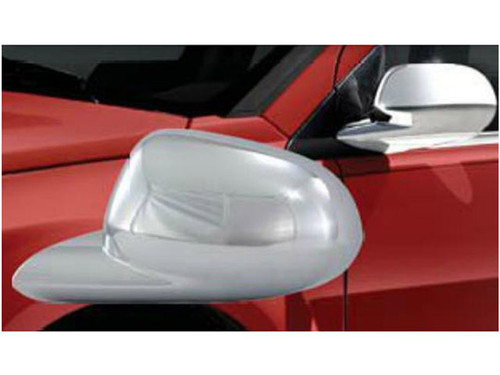 Chrome ABS plastic Mirror Covers for Dodge Caliber 2007-2012
