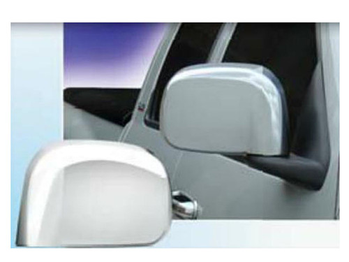 Chrome ABS plastic Mirror Covers for Dodge Ram 2002-2008