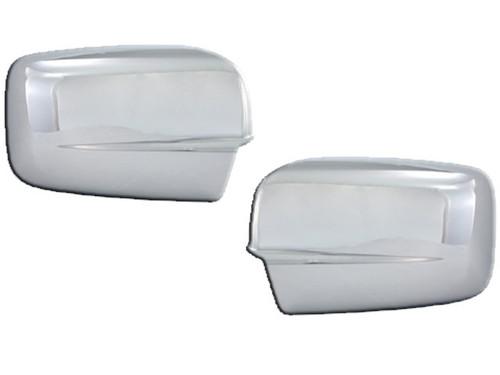 Chrome ABS plastic Mirror Covers for Ram Trucks Ram 2009-2018