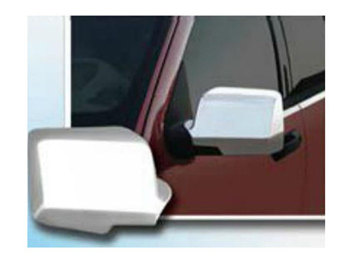Chrome ABS plastic Mirror Covers for Ford Ranger 2006-2012