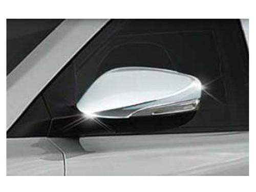Chrome ABS plastic Mirror Covers for Hyundai Elantra 2011-2013