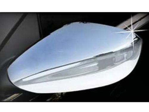 Chrome ABS plastic Mirror Covers for Hyundai Sonata 2011-2014