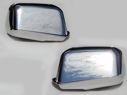 Chrome ABS plastic Mirror Covers for Lincoln MKX 2007-2011