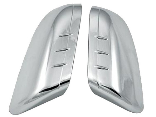 Chrome ABS plastic Mirror Covers for Lincoln MKX 2012-2014