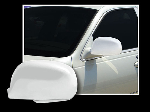 Chrome ABS plastic Mirror Covers for Lincoln Town Car 2003-2011