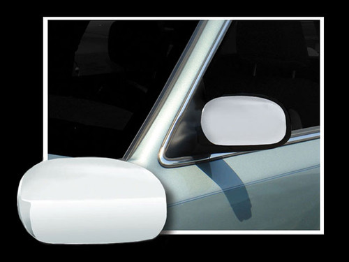 Chrome ABS plastic Mirror Covers for Mercury Grand Marquis 2003-2011