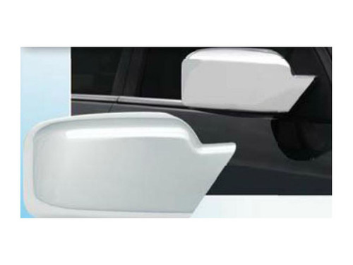 Chrome ABS plastic Mirror Covers for Mercury Milan 2010-2011