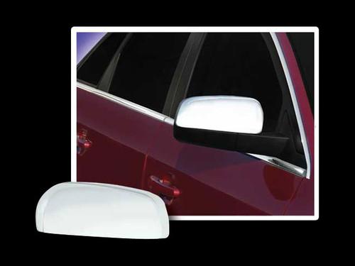 Chrome ABS plastic Mirror Covers for Mercury Montego 2005-2007
