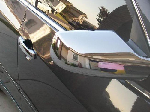 Chrome ABS plastic Mirror Covers for Nissan Altima 2007-2012