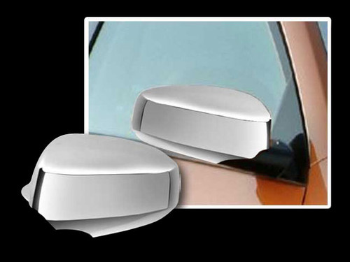 Chrome ABS plastic Mirror Covers for Nissan Maxima 2004-2008