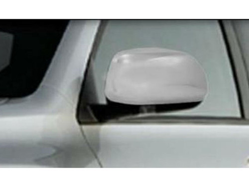 Chrome ABS plastic Mirror Covers for Toyota Highlander 2008-2013
