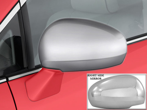 Chrome ABS plastic Mirror Covers for Toyota Prius 2010-2012