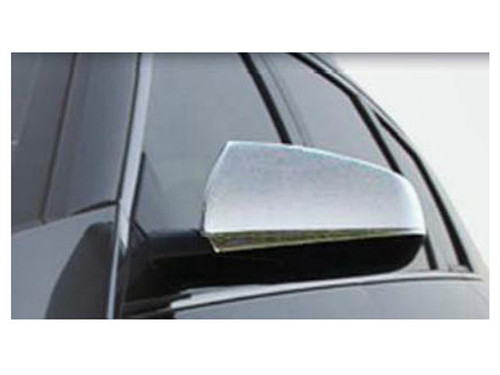 Chrome ABS plastic Mirror Covers for Cadillac SRX 2010-2016