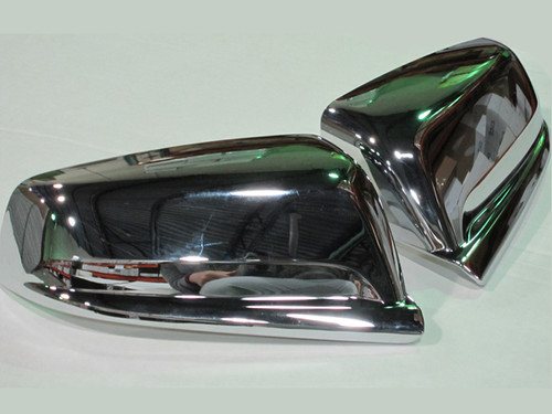 Chrome ABS plastic Mirror Covers for Chevrolet Malibu Limited 2016-2016