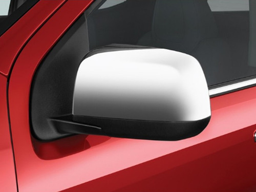 Chrome ABS plastic Mirror Covers for Chevrolet Colorado 2015-2020