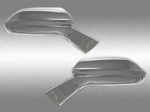 Chrome ABS plastic Mirror Covers for Chevrolet Camaro 2016-2020