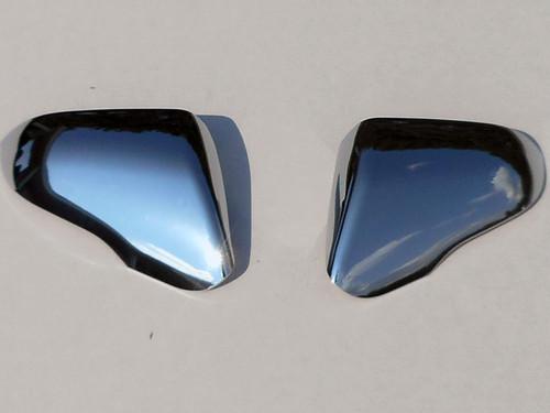 Chrome ABS plastic Mirror Covers for Hyundai Sonata 2015-2019