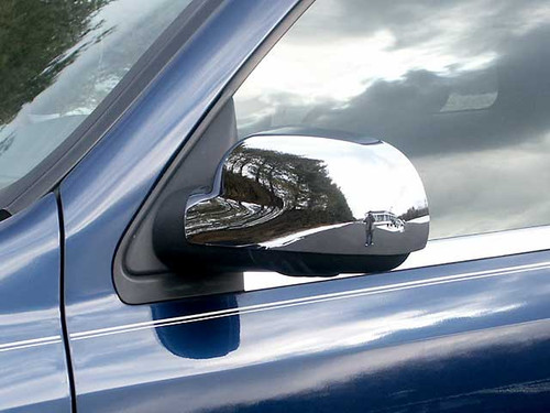 Chrome ABS plastic Mirror Covers for Chevrolet Trailblazer 2002-2008