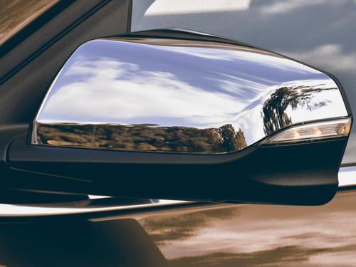 Chrome ABS plastic Mirror Covers for GMC Terrain 2018-2020