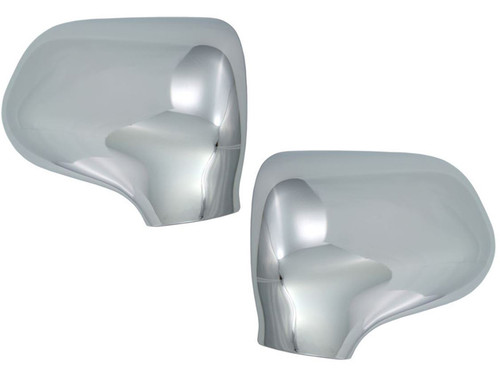 Chrome ABS plastic Mirror Covers for Honda Civic 2008-2011