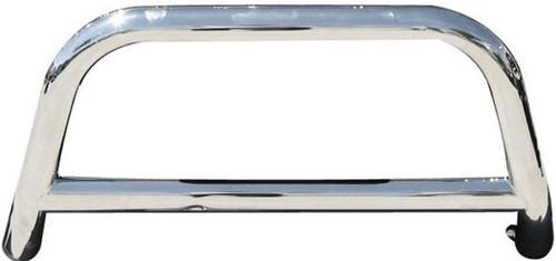 Black Horse |  Stainless Chrome Bull Bar A Bar for Dodge Nitro 2007-2011