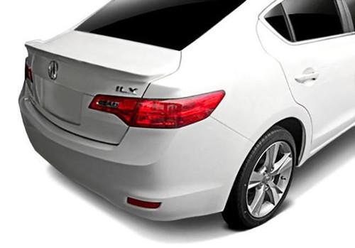 Acura ILX 2013-2017 Flush No Light Rear Trunk Spoiler
