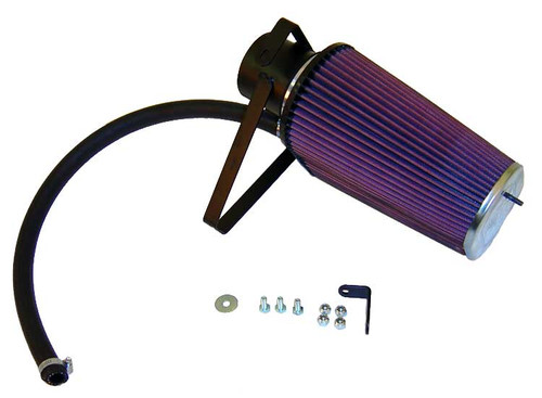 K&N 57 Series FIPK Cold Air Intake for 1988-1992 Ford Bronco 4.9L L6 Gas