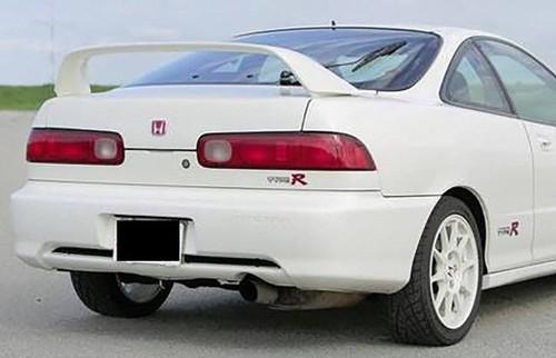 "Acura Integra 1997-2001 ""Type R"" Factory Post No Light Rear Trunk Spoiler"