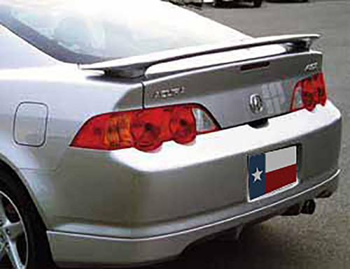 Acura RSX 2002-2006 Factory Post No Light Rear Trunk Spoiler