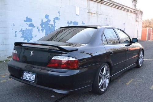 Acura TL 1999-2003 Factory Post Lighted Rear Trunk Spoiler
