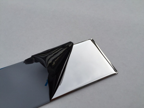 Chevrolet Equinox 2007-2009 Stainless Steel Chrome Pillar Posts 6PCS