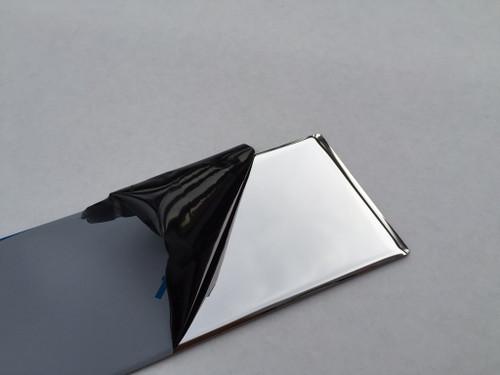 Ford Edge 2015-2020 Stainless Steel Chrome Pillar Posts 6PCS