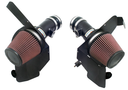 K&N 69 Series Typhoon Cold Air Intake for 2005-2008 BMW M6 5.0L V10 Gas