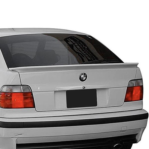BMW 318Ti 1995-1998 Factory Flush No Light Rear Trunk Spoiler