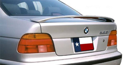 BMW 5 Series 1999-2003 Factory Post Lighted Rear Trunk Spoiler