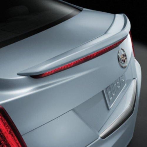 Cadillac ATS Sedan 2013-2017 Factory Flush No Light Rear Trunk Spoiler