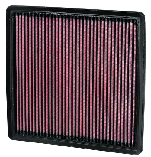 K&N 33-2385 |  Replacement Air Filter For 2011-2016 Ford F250 Super Duty 6.2L V8 Gas