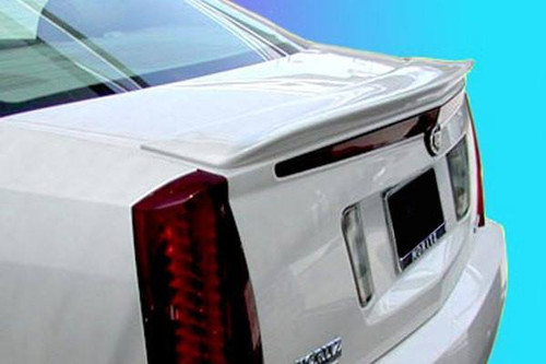 Cadillac STS 2005-2011 Factory Flush No Light Rear Trunk Spoiler