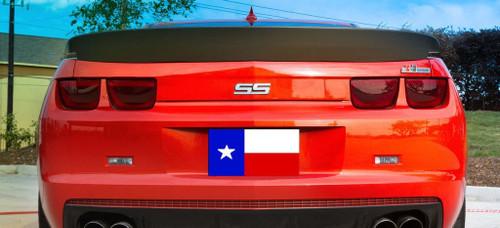 Chevrolet Camaro Z28 2010-2013 Factory Flush No Light Rear Trunk Spoiler