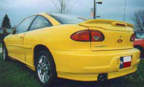 Chevrolet Cavalier Z24 1995-2002 Factory Flush Lighted Rear Trunk Spoiler