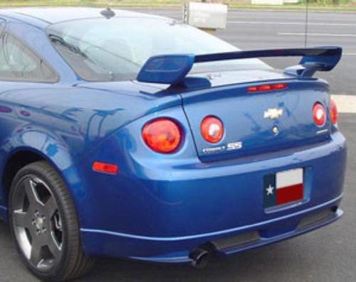 Chevrolet Cobalt 2-Dr Ss 2005-2010 Factory Post No Light Rear Trunk Spoiler